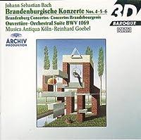 Brandenburg Concerti 4-6 by Bach