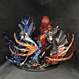 KaiWenLi Naruto/Sasuke and Itachi Disassembleable Anime Character Character Model PVC Statue Anime Fans' Favorite Collectibles/Decorations/Adult Toys