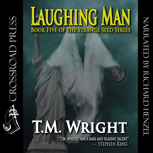 Laughing Man audiobook cover art