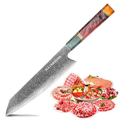 Octagonal Handle Chefs Knife