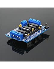 Verwisselbare Accessoires L293D Motor Control Shield Motor Drive Expansion Board for Arduino - Blue Accessory
