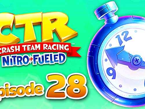 Clip: N. Tropy Time Trials Part 2!
