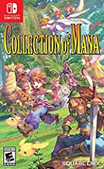 Experience Trials of Mana (Originally released as Seiken Densetsu 3 in Japan), localized for the first time in the West All 3 games now include a convenient quick save feature Adventure with friends utilizing a local multiplayer mode