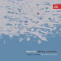 Martinu: String Quartets (Complete Recording) (2007-07-24)
