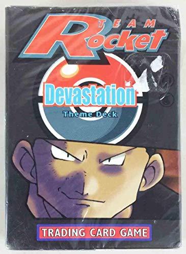 Pokemon Team Rocket Theme Deck - Devastation