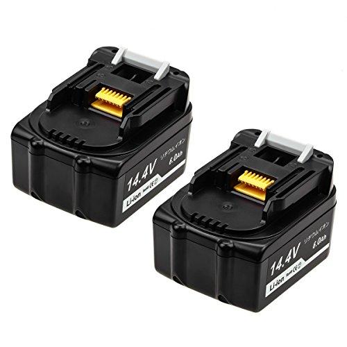 Boetpcr マキタ 14.4v バッテリー BL1460 マキタ14.4vバッテリーマキタ14.4v 互換バッテリー マキタ14.4Vバッテリー BL1460 6.0Ah makita マキタ互換バッテリー BL1430 BL1440 BL1450 B