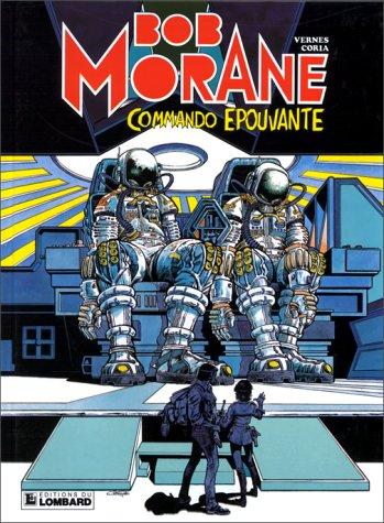 Bob Morane, tome 10 : Commando épouvante