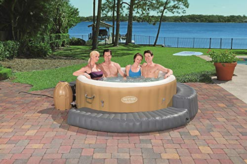 Bestway Lay-Z-Spa Palm Springs Whirlpool, 196 x 71 cm - 9