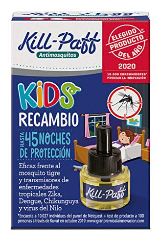 Kill Paff Kids| Insecticida Eléctrico|...