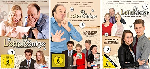 Staffel 1-3 (5 DVDs)