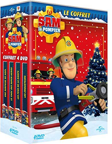 Sam Le Pompier-Le Coffret
