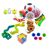 qazwsx Fidget Toys Pack Antistress Decompression Pop Toy Premium Simple Dimple Hand Stress Relief it Toy para niños Adultos Regalo Premium y Duradero (Color : 37 IN 1 )