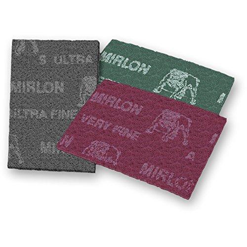 Mirka 1975129 8019002032 Mirlon 152 x 228 mm vf grün 320
