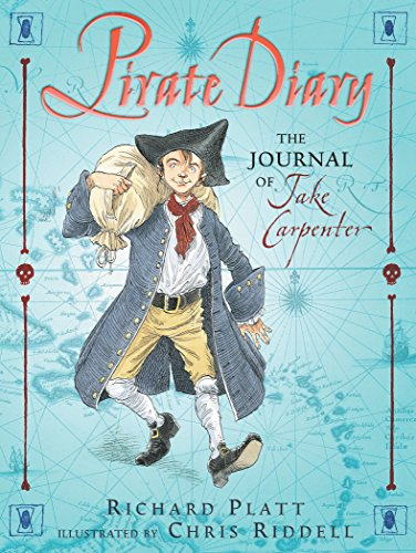 Pirate Diary: The Journal of Jake Carpenter (Historical Diaries)
