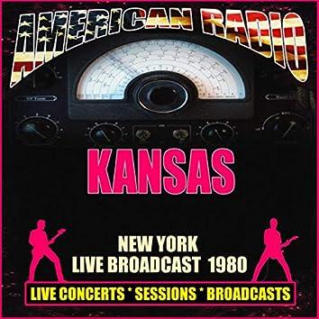 New York Live Broadcast 1980 (Live)