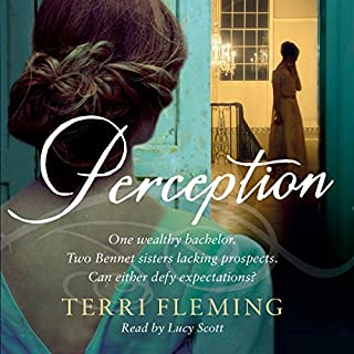 Perception                   By:                                                                                                                                 Terri Fleming                               Narrated by:                                                                                                                                 Lucy Scott                      Length: 10 hrs and 23 mins     31 ratings     Overall 4.5