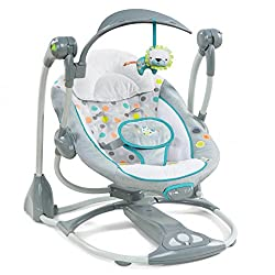 Ingenuity ConvertMe Ridgedale 2-Seat Swing Review