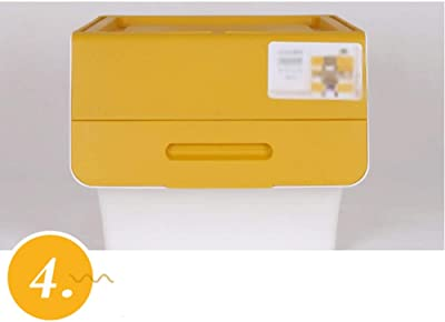 Amazon.com: CHENGGUO - Caja de zapatos de polipropileno ...