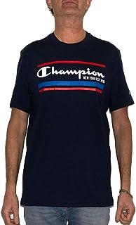 Champion Crewneck Camiseta para Hombre - algodón