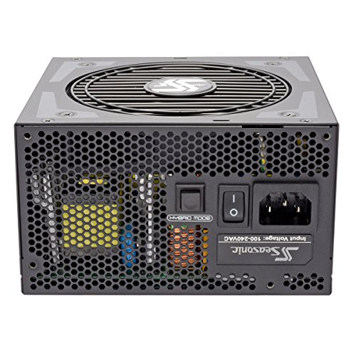 Build My PC, PC Builder, Seasonic SSR-650PX