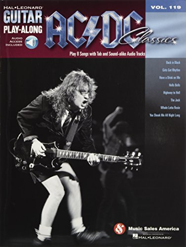 Guitar Play-Along Volume 119: AC/DC Classics: Play-Along, CD für Gitarre