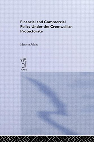 Compare Textbook Prices for Financial and Commercial Policy Under the Cromwellian Protectorate 1 Edition ISBN 9780714612652 by Ashley, Maurice