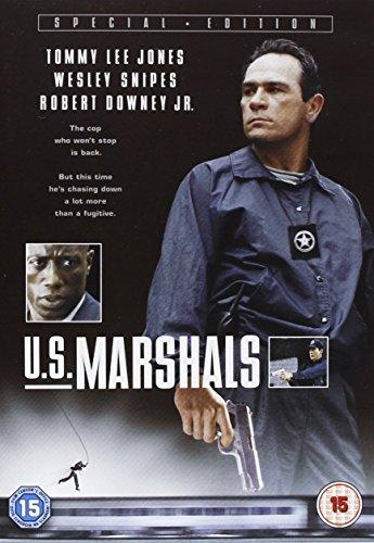 U.S. Marshals [Reino Unido] [DVD]
