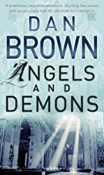 Cover of Angels and Demons by Dan Brown