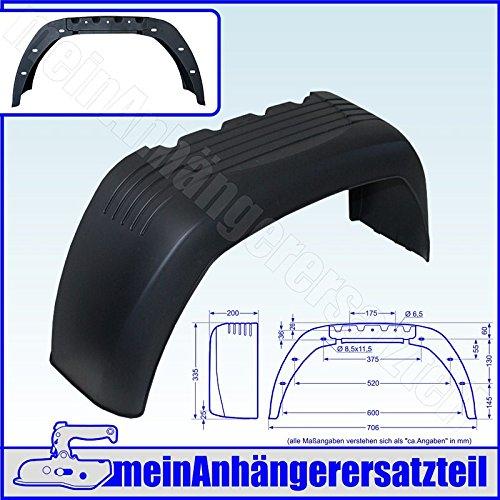 AL-KO Anhänger Kotflügel Schutzblech 200x706mm / 20x70cm / 20/70cm ALKO EA200