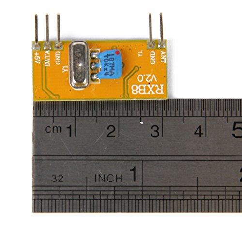 433m Drahtlose Fernbedienung Empfänger Bordmodul RXB8