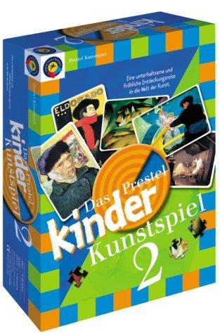 Das Prestel Kinder Kunstspiel 2.