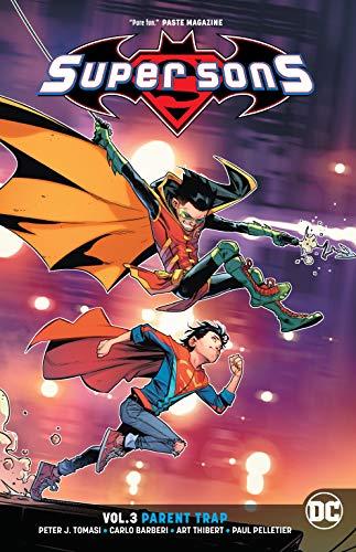 J Tomasi, P: Super Sons Volume 3