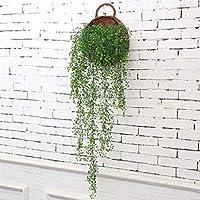 Sperrins ほぼ自然なハンギングバスケット人工植物