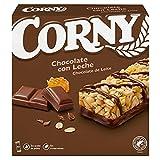 Corny Barritas de Chocolate con Leche - Pack de 6x25g