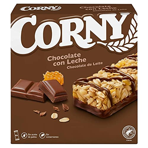 Corny Barrita Chocolate con Leche 25gr