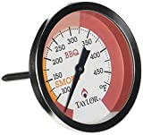 Taylor Grill Smoker Thermometer (814GW)