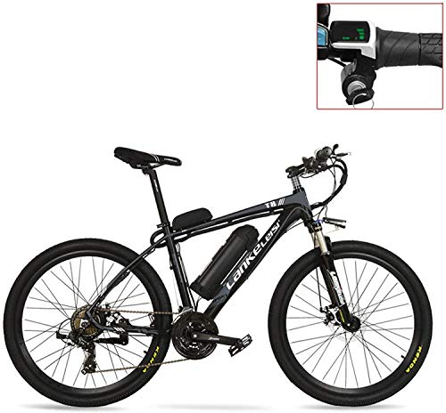 Lowest Prices! IMBM T8 36V 240W Strong Pedal Assist Electric Bike, Fashion MTB Electric Mountain Bik...