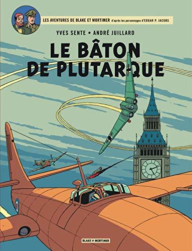Blake & Mortimer - tome 23 - Le Bâton de Plutarque