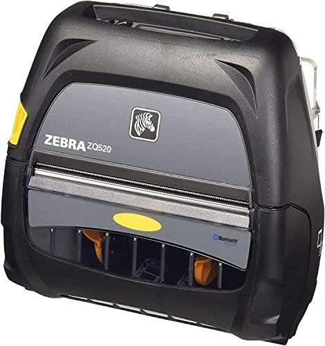 Zebra Technologies ZQ51-AUE0000-00 Portable Barcode Printer, ZQ510, 3' Size, Bluetooth 4, 203 DPI