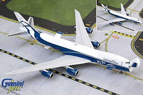 Gemini Jets GJABW1895 Air Bridge Cargo B747-8F Interactive Series VP-BBY 1/400 schaal