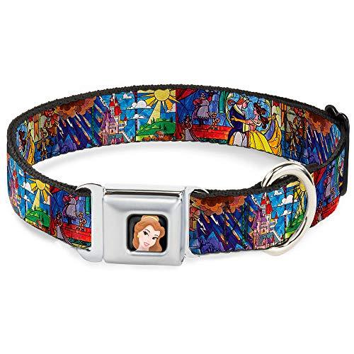 Buckle Down Dyx - Collar de Perro con Cierre de Hebilla