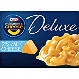 Kraft Deluxe Macaroni & Cheese...