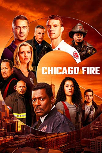 Chicago Fire Season 9 35cm x 52cm 14inch x 21inch TV Show Waterproof Poster *Anti-Fading* 7WP/144949356