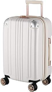 スーツケース(LEGEND WALKER:レジェンドウォーカー)ファスナータイプ 8輪ダブルキャスター 安心の1年保証 5122
