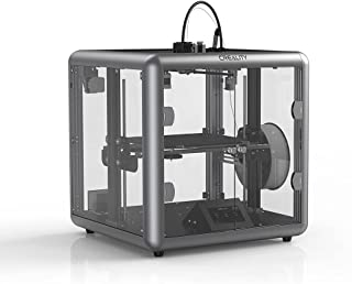 Creality Sermoon D1 3D Printer 2021 | Transparent Design | Resume Printing | Metal Extruder | Industrial Grade | Print Siz...