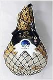 Karst Prosciutto - Kraski Prsut Rohschinken 16 Monate gereift ca. 9,56 kg - am Stück mit Knochen mit Meersalz aus der Saline von Piran, Istrien