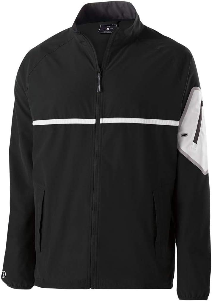 Holloway Adult Weld Regular store Max 59% OFF Full Jacket Zip