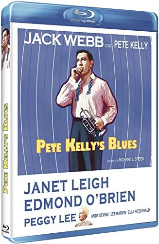 Pete Kelly's Blues (1955) (Region B) Jack Webb, Janet Leigh, Edmond O'Brien