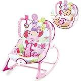 SSYC-CY Bebé de múltiples Funciones eléctrico Silla de oscilación del bebé...