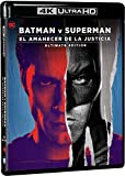 Batman v Superman: El amanecer de la justicia - Ultimate Edition 4k UHD [Blu-ray]